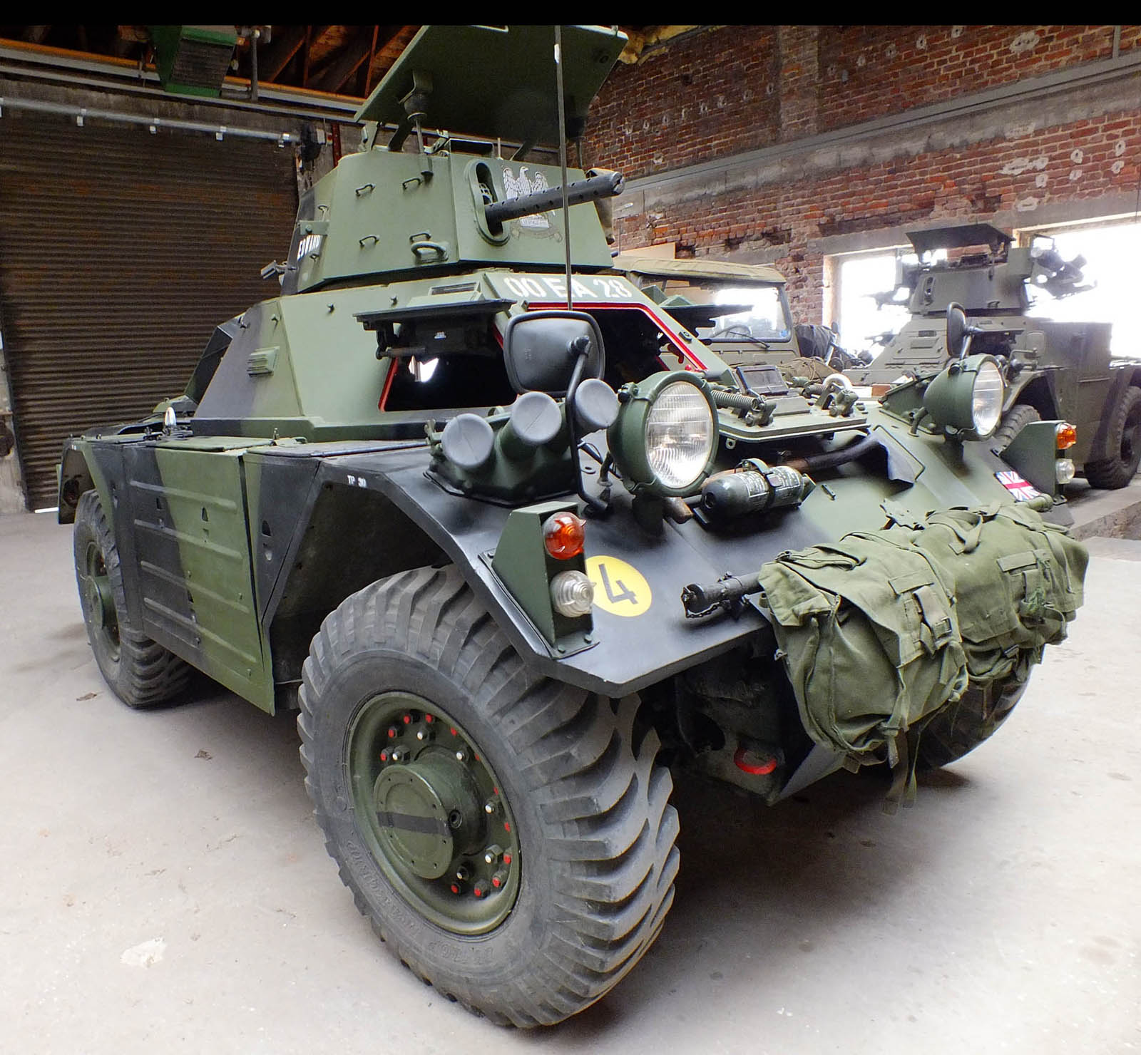 Daimler Ferret Scout Car For Sale