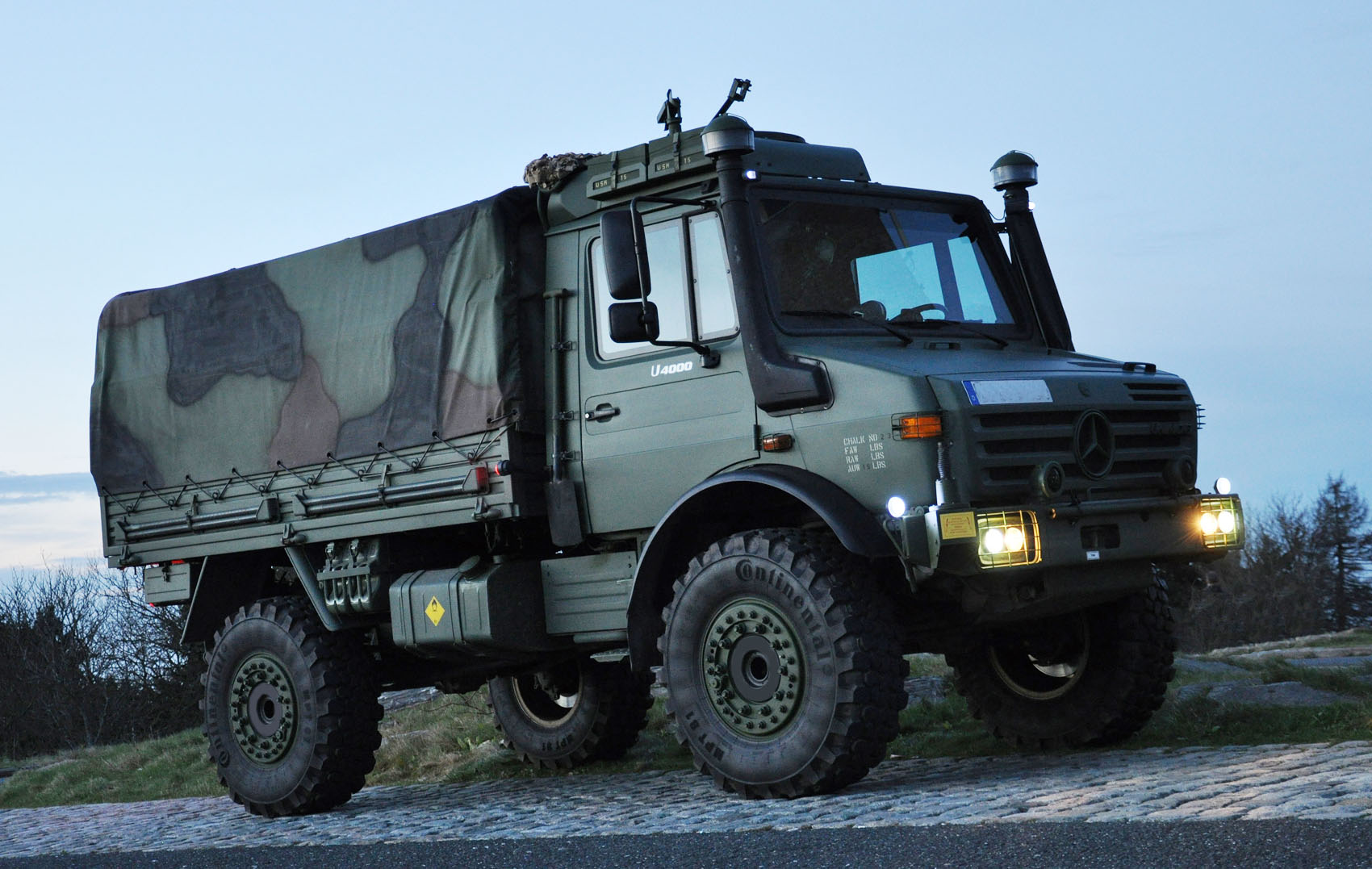 panzer handel u 4000 unimog bundeswehr
