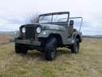 Willys M38A1 Jeep Army C13