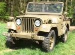 Willys M38A1 Jeep Army C14