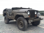 Willys M38A1 ARMY       C11