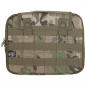 Preview: Tablet Pad Tasche Molle gepolstert, Oliv, Schwarz, Coyote, Operation Camo 20x25 cm