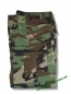 Preview: US BDU Trouser Hose Woodland Ripstop Neu Original Army