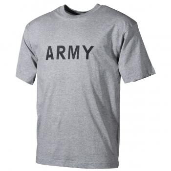 Us Army T-Shirts in Grau ,US Army, Ranger