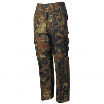 Kinderhose in BW flecktarn US BDU