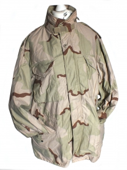US Army M65 DCU Desert Combat Uniform Jacke ,Parka ,Feldjacke ,Fieldparka, 3 color