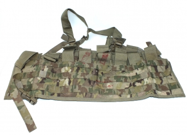 US Tactical Assault Panel MultiCam Chest Rig MOLLE II TAP, Afganistan,Irak