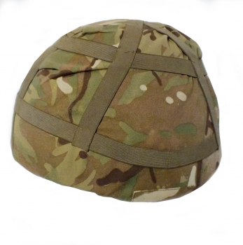 Brit. MK6 Helm mit MTP cover UK Army MTP OCP