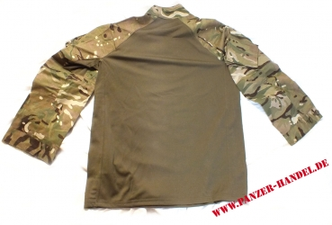 GB Under Body Armour Combat Shirt UBACS MTP Grüne version Ohne Polster Neu