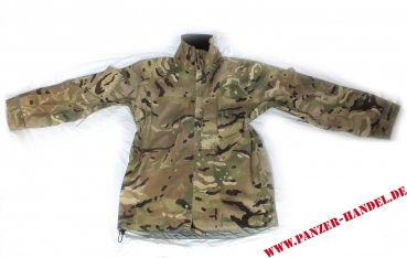 MTP Brit. Army Jacket Combat Light Weight Goretex Multicam, NEU Army OCP