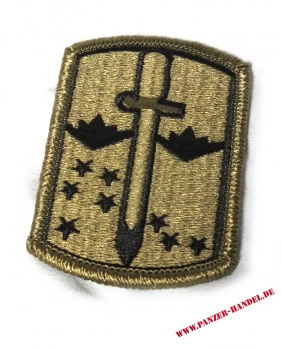 172th Inf. Patch Multicam US Army Neu