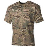 Kinder T-Shirt, halbarm, operation-camo, MTP