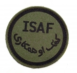 UK ISAF Klett Patch Afganistan Grün ,MTP,OCP,US Army,