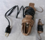 Landrover Landy Service Lampe,Ferret,Champ,Army, UK, MTP SELTEN