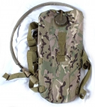 Trinkrucksack  EXTREME 2,5 l, operation-camo, MTP, ARMY, Bundeswehr OCP